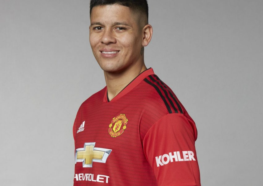 Marcos Rojo: Everton in talks to sign Manchester United defender on permanent deal
