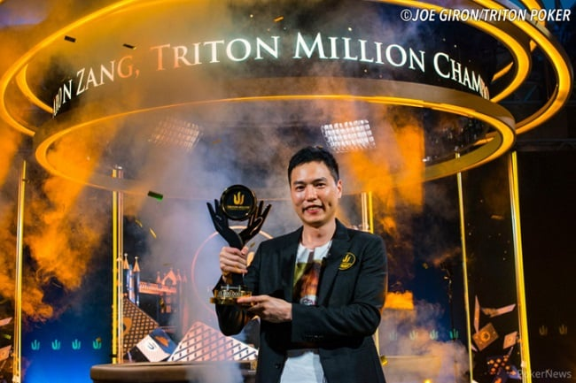 Aaron Zang Wins Most Expensive Tournament in Poker History