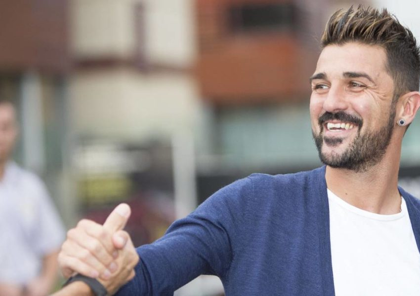 David Villa Spain's top scorer to retire at end of J-League season