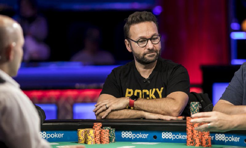 Stories Daniel Negreanu The Roller Coaster of The Years