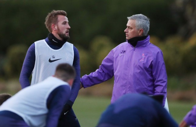 Mourinho tries to avoid discussing Kane but bemoans lack of strikers