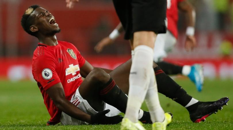 Paul Pogba: Manchester United midfielder undergoes ankle surgery